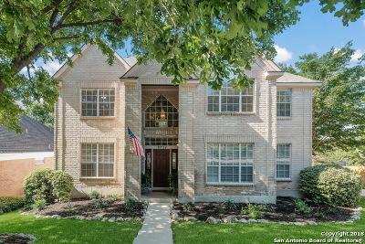 San Antonio Single Family Home New: 8722 London Heights