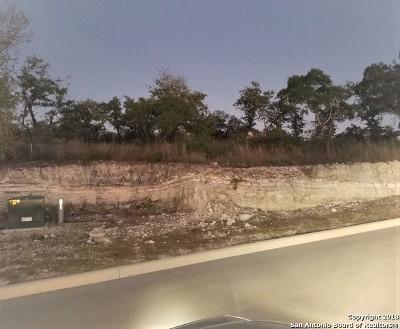 San Antonio Residential Lots & Land New: 23404 Edens Canyon