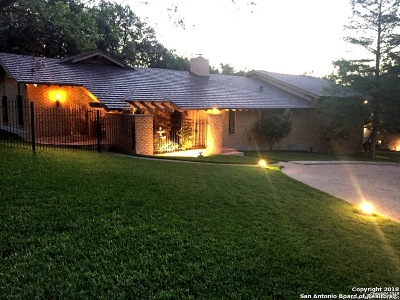 San Antonio Single Family Home Back on Market: 4111 Fawnridge Dr