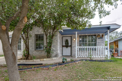 San Antonio Single Family Home New: 202 Catherine St