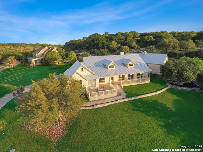 Boerne Single Family Home New: 309 Lake View Dr