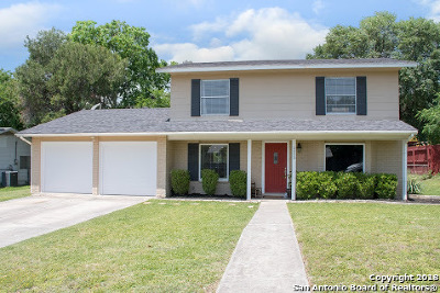 San Antonio Single Family Home New: 3523 Crestmont Dr