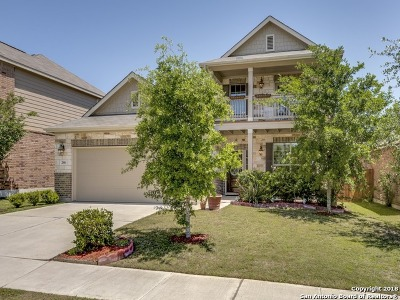 Cibolo Single Family Home New: 208 Rawhide Way