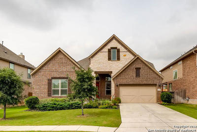 Boerne Single Family Home New: 8235 Mystic Chase