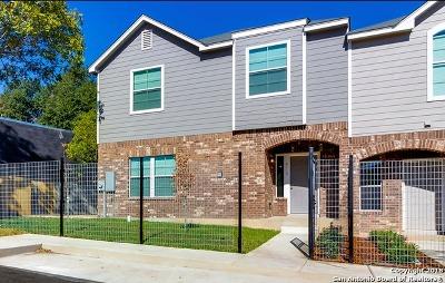 San Antonio Single Family Home New: 6115 Farragut Dr