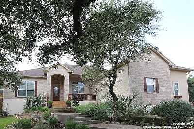 San Antonio Single Family Home New: 26331 Dancing Bear
