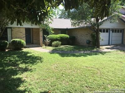 San Antonio Single Family Home Back on Market: 2702 Oak Leigh St