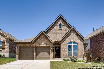 Bexar County Single Family Home New: 2415 Merritt Vis