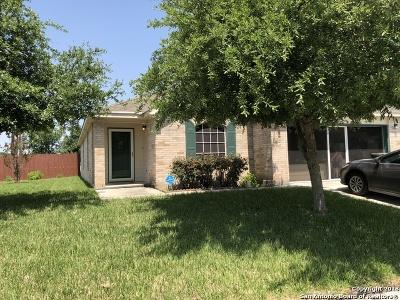Selma Single Family Home New: 7803 Saratoga Knl