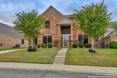 San Antonio Single Family Home New: 11243 Jade Spring