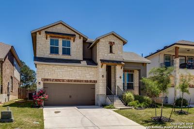 San Antonio Single Family Home New: 22434 Akin Fawn