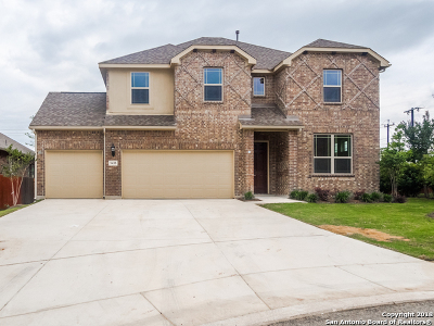 Alamo Ranch Single Family Home Price Change: 5435 Tulip Rose