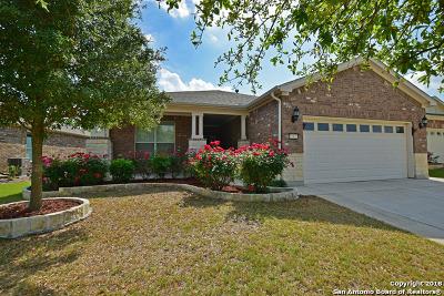 Bexar County Single Family Home New: 12422 Modena Bay