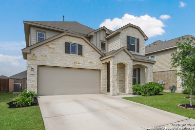 Bexar County Single Family Home New: 13817 Bellows Path