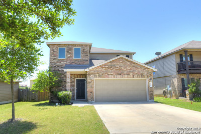 San Antonio TX Single Family Home New: $196,000