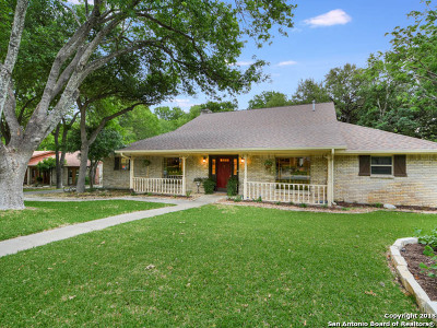 New Braunfels Single Family Home New: 1836 Pebble Brook Dr