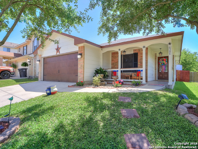 San Antonio TX Single Family Home New: $159,450