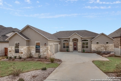 San Antonio TX Single Family Home New: $529,150
