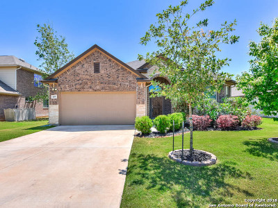 Single Family Home New: 409 Jester Ridge