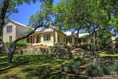 Boerne TX Single Family Home New: $915,000