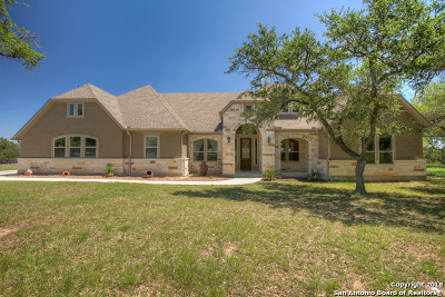 New Braunfels Single Family Home For Sale: 696 San Marcos Trail