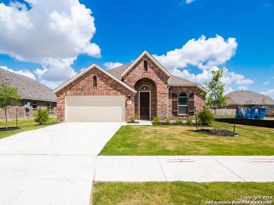 Schertz Single Family Home New: 2813 Red Tip Drive