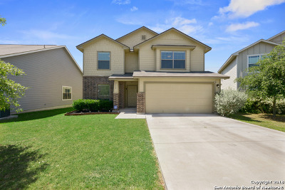 Bexar County Single Family Home New: 8614 Ludlow Cove