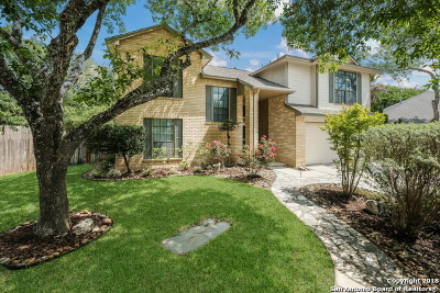 Live Oak Single Family Home New: 11306 Forest Pass Ct