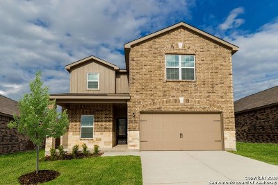 New Braunfels Single Family Home New: 6353 Hibiscus