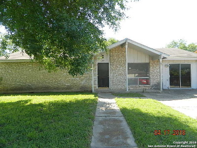 San Antonio TX Single Family Home New: $104,000