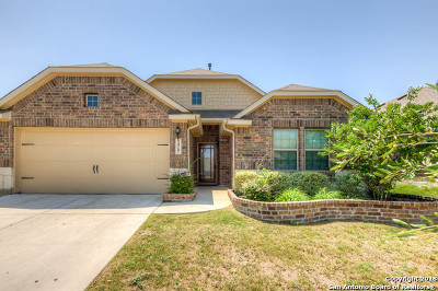 Bexar County Single Family Home New: 5410 Ginger Rise