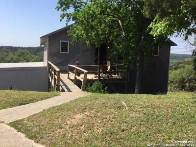 Canyon Lake Single Family Home New: 2920 Skyline Dr