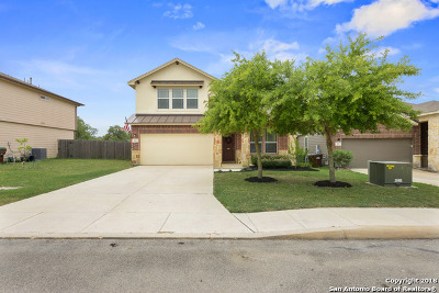 San Antonio Single Family Home New: 213 Reeves Garden