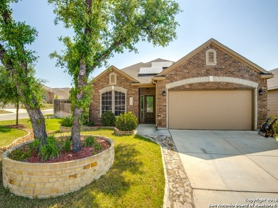 Boerne Single Family Home New: 26222 Presidio Mesa