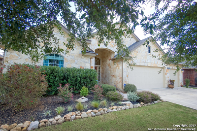 Boerne Single Family Home New: 26522 Callaway Run