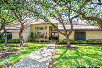 San Antonio Single Family Home New: 13803 Bluffcircle