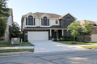Cibolo Single Family Home New: 505 Canterbury Hill