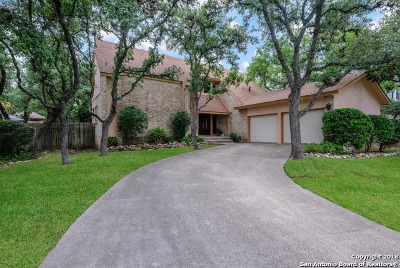 Bexar County Single Family Home New: 12815 Castle George St
