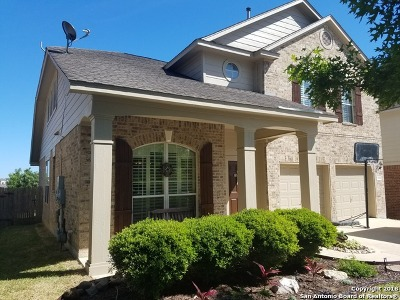 Bexar County Single Family Home New: 3630 Sumantra Cliffs