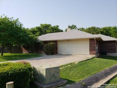 Single Family Home New: 1346 Pecan Ridge