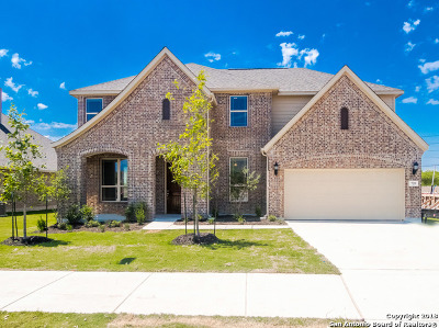 Schertz Single Family Home Price Change: 720 Mesa Verde