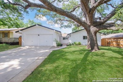 San Antonio Single Family Home New: 3019 Sir Phillip Dr