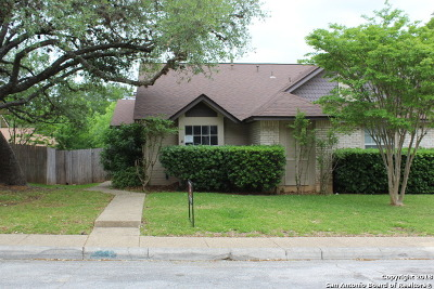 San Antonio TX Single Family Home New: $100,000