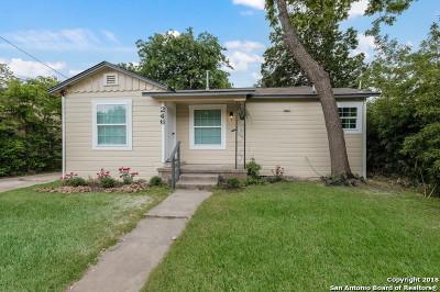 San Antonio TX Single Family Home New: $125,000