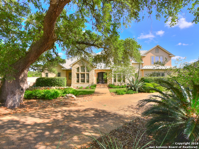 New Braunfels Single Family Home Back on Market: 111 Western Oaks