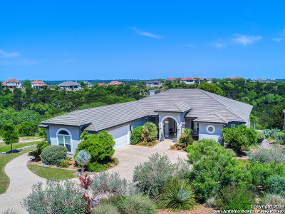 Boerne Single Family Home New: 114 Towne View Circle