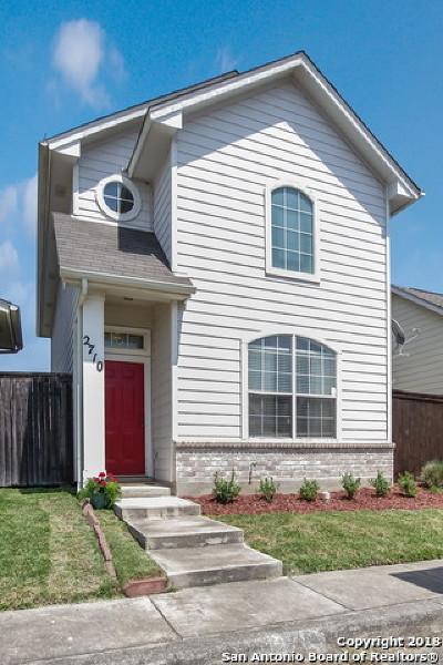 San Antonio TX Single Family Home New: $128,777