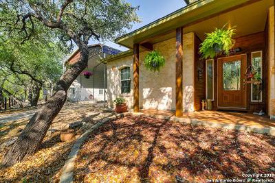 Canyon Lake Single Family Home New: 670 Lorne Rd