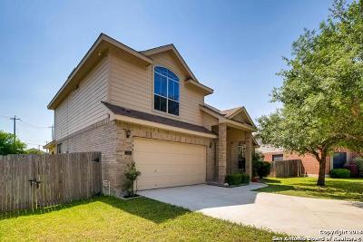 Bexar County Single Family Home New: 12526 Millset Way