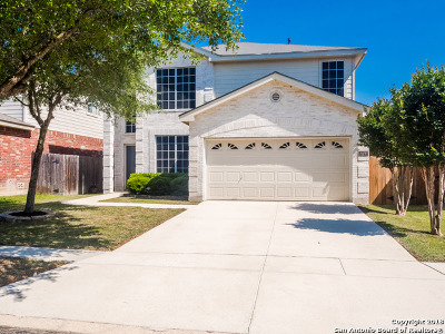 Helotes Single Family Home New: 8746 Sonora Pass
